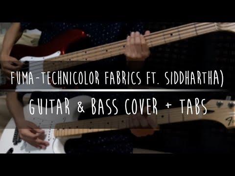 Fuma – Technicolor Fabrics ft. Siddhartha Cover
