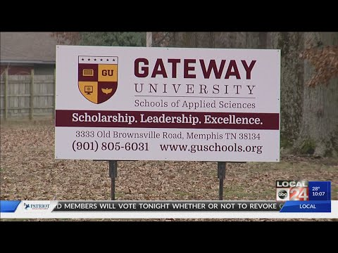 SCS Board Votes To Close Gateway University Charter School