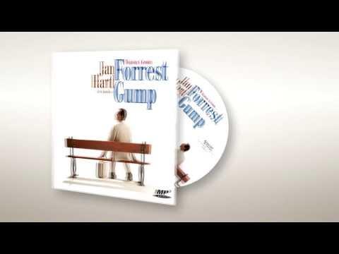 Audiokniha FORREST GUMP, čte Jan Hartl