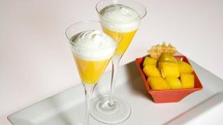 Molecular Gastronomy - Mango Verrines