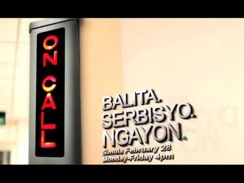 On Call with Ivan Mayrina and Connie Sison teaser on GMA News TV