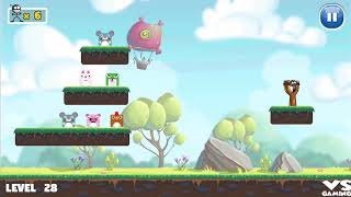 Stickman Knock Down New Stickman Game - Android GamePlay#2 HD