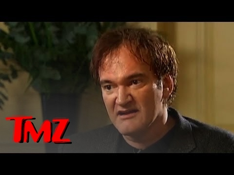 Quentin Tarantino 'Django Unchained' Interview -- FLIPS OUT on Reporter | TMZ