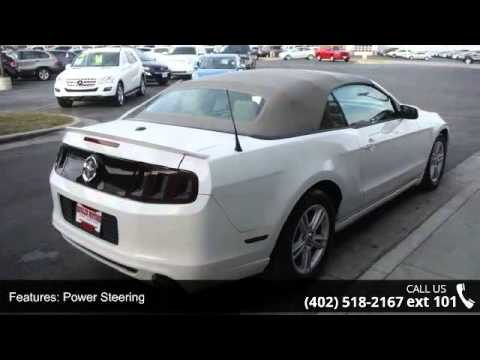 2013 ford mustang v6 premium bigler motors lincoln n youtube youtube
