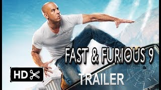 Fast and Furious 9 -Trailer Teaser 2020 Vin Diesel Action Movie   (Fan- Made)