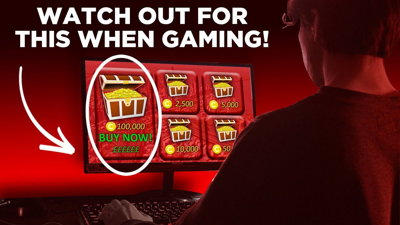 Things to watch out for when gaming