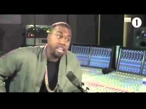 Kanye West - I'm the biggest rockstar in the planet