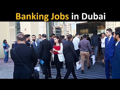 Banking Jobs in Dubai | How to find job in Dubai | Yasir Malik
