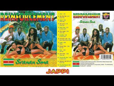 Jappi – Sister Patty – Reinforcement | 𝗕𝗮𝗻𝗸𝗺𝘂𝘀𝗶𝘀𝗶