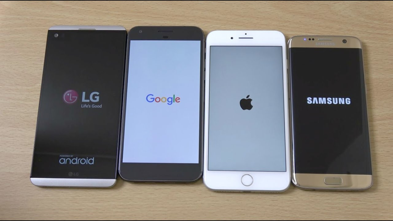lg v20 vs iphone 7