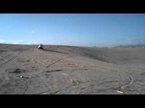 Baja Bug at the dunes