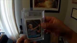 """""""My Unboxing of 5 Jordan Spieth Sports Illustrated For Kids Cards- Beckett Grading Services"""""""