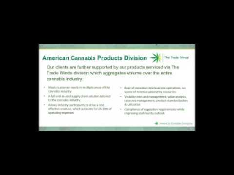 American Cannabis Company - September 30, 2014