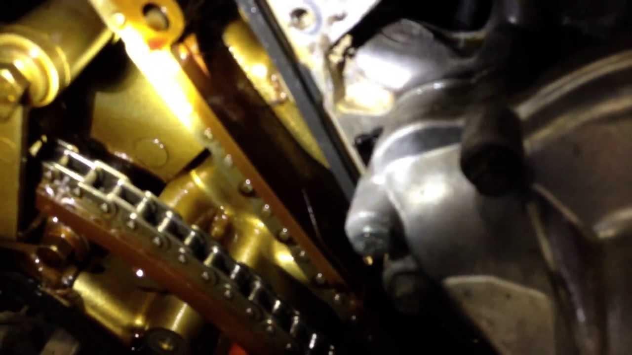 2003 Jaguar S Type Engine Diagram Jaguar 4 0l Aj8 V8 Timing Chains And Tensioner Part 1