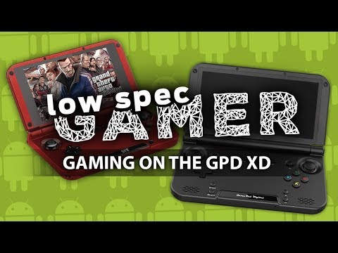 GTA: San Andreas In A Handheld Device? GPD XD Review And Tweak Test
