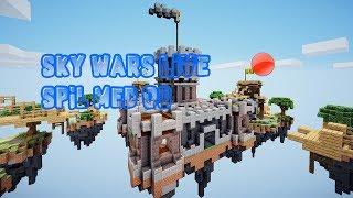 ROAD TO 50 SUBS !? Dansk Minecraft Skywars