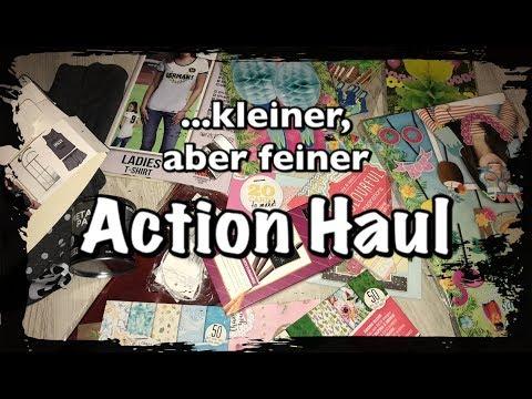 Action Haul (deutsch), Scrapbook, DIY, Sommerparty, WM 2018, Deutschland