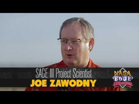 NASA EDGE: Best Of SAGE III Prelaunch Coverage