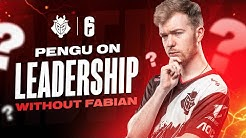 Pengu on Leadership Without Fabian | G2 Rainbow Six Siege
