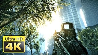 Crysis 2 : Old Games in 4K