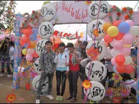 Hội trại 26/3 THPT Quỳnh Thọ Quỳnh Phụ Thái Bình