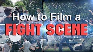 Cover images How to Film a Fight Scene - Tomorrow's Filmmakers