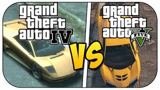 Top 10 REASONS GTA 4 WAS BETTER THAN GTA 5! (GTA 4 vs GTA 5 Comparison)