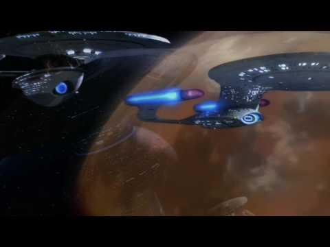 Star Trek TNG Music Video  (Delta IV - Sunrise (Andy Groove Remix))