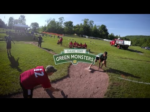 Wiffle Ball | Green Monsters | Playoff Game ONE