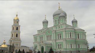 На карантин из-за распространения коронавируса закрылся Дивеевский монастырь.