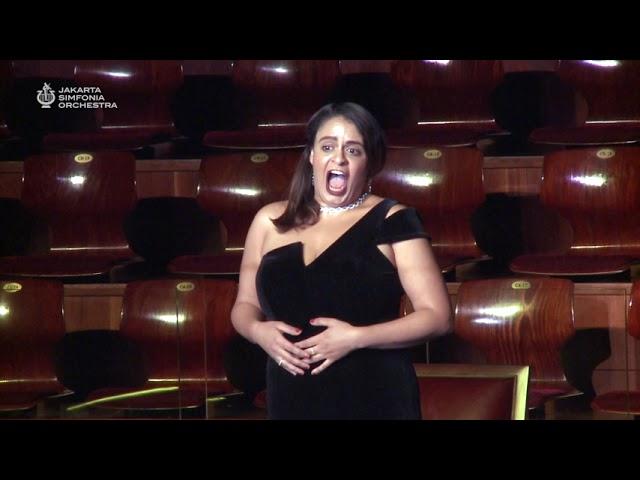 PUCCINI | O Mio Babbino Caro / Rebecca Tong · Jakarta Simfonia Orchestra