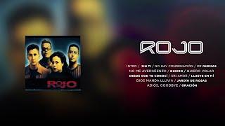 Rojo - Rojo (Álbum Completo)