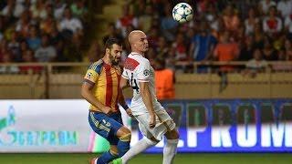 AS Monaco vs Valencia 2-1 All Goals & Highlights 2015