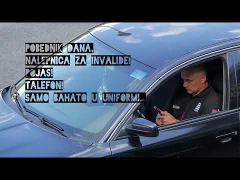 Beogradska licemerna policija