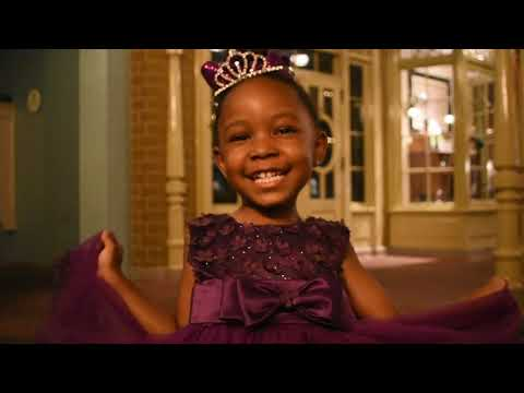 Kofa Girl's First Commercial At Disney World
