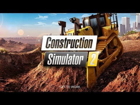 Construction Simulator 2Building a house and a garage