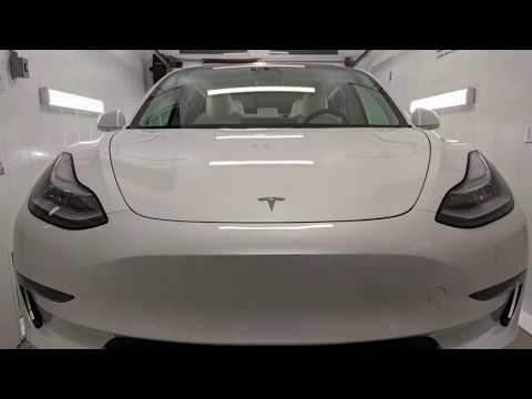 Tesla Model 3 PPF Suntek + Ceramic Pro Sport by Poli Perfect