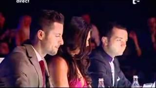 X Factor - Andrei Leonte - Moves Like Jagger
