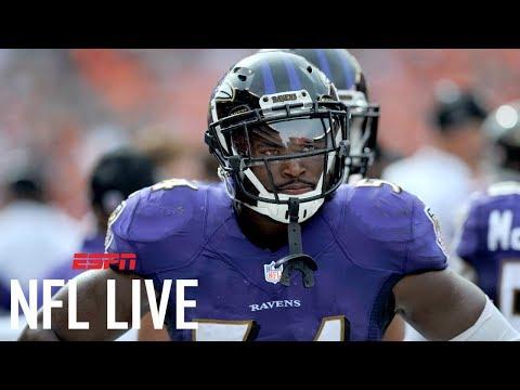 Will Zach Orr Return To The NFL? | NFL Live | ESPN