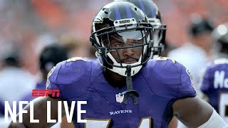 Will Zach Orr Return To The NFL? | NFL Live | ESPN