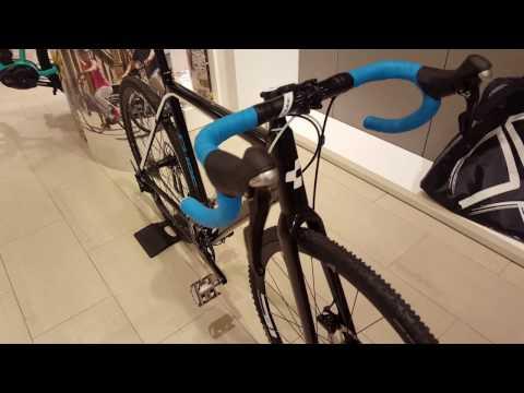 Cube Cross Race Bike Black´n´white Modell 2017