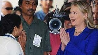 Hillary meets Mamata, FDI not discussed, says chief minister