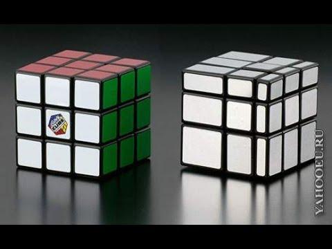 Как собрать зеркальный кубик рубика часть 2 - YouTube