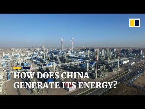 How Does China Generate Its Energy?