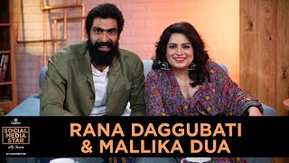 &#39Social Media Star with Janice&#39 E05 Rana Daggubati &amp Mallika Dua