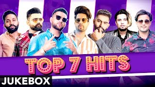 Latest Top 7 Hits | Video Jukebox | Latest Punjabi Songs 2020 | Speed Records