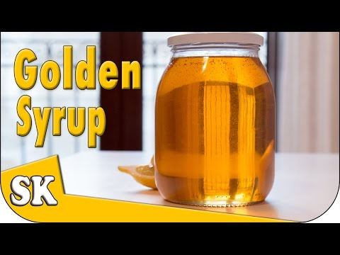 HOW TO MAKE GOLDEN SYRUP