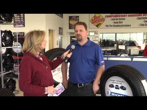 Discount Tire Warehouse Sale - Defender Tire
