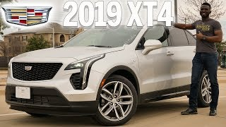 Cadillac's new crossover || 2019 Cadillac XT4 FWD Review