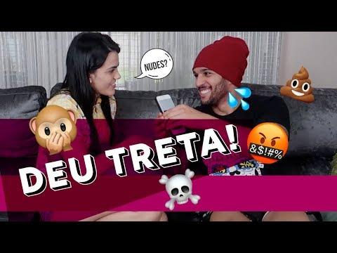 10 PERGUNTAS QUE NUNCA FIZEMOS UM AO OUTRO ft. Lucas Lira│Sunaika Bruna